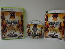 Saints Row 2  - Jeu xbox 360 complet avec notice