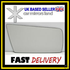 Right Driver Side Wing Mirror Glass  MERCEDES C-Class W202 93-00 Convex