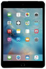 New Apple iPad mini 4 16GB Wi-Fi + Cellular - Space Gray (MK862LL/A)