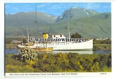 FE1084 - Scottish Ferry - Ocean Mist - postcard