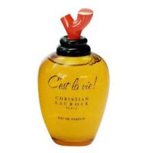 C'est la vie for Women Christian Lacroix Eau de Parfum Splash 0.34 oz - No Box