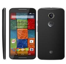 "New Motorola Moto X 2nd Generation XT1097 AT&T 16GB 13MP GPS NFC 5.2"" Smartphone"