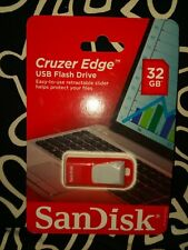 SanDisk Cruzer Edge 32GB USB Flash Drive