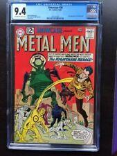SHOWCASE #38 CGC NM 9.4; OW-W; 2nd Metal Men!