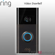 Ring Video Doorbell 720p Wireless Security Camera 2 Way Audio Venetian Bronze