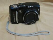 Canon PowerShot SX120 IS 10.0 MP 10x Optical Zoom Camera FOR PARTS