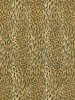 Leopard Animal Contemporary Stripe Sure Strip Wallpaper RU8179