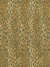 Leopard Animal Contemporary Stripe Sure Strip Wallpaper RU8179