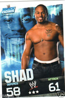 Slam Attax Smack Down - SHAD