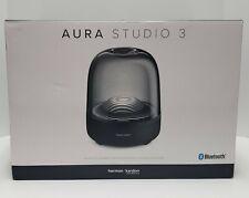 Harman Kardon Aura Studio 3 Bluetooth Wireless Studio Speaker- Black (New)