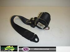 FORD TERRITORY LEFT HAND REAR BLACK COLOR SEATBELT