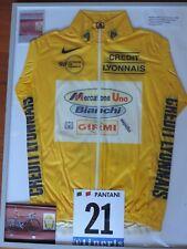 dossard Pantani Marco dorsale Tour De France 1998 Mercatone Uno