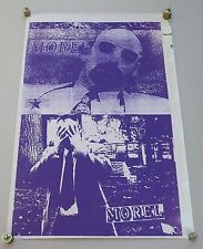 "Cool Vintage Pop Art Poster ""Morel"" Can you pleas help identify?"
