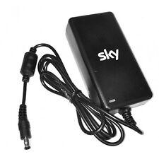 ALIMENTATORE  PER DECODER MY SKY HD - ORIGINALE - NUOVO 12V/3.34A