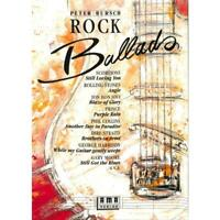 Rock Ballads 1 von Peter Bursch - für Gitarre - Noten / Tab / Akkorde