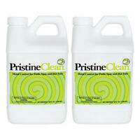 2 Pack Pristine Blue Pristine Clean 64oz Pool & Spa Metal and Mineral Inhibitor