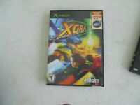XGRA: Extreme-G Racing (Microsoft Xbox, 2003) VERY GOOD FREE SHIPPING