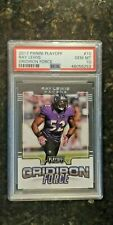 2017 Panini Playoff GRIDIRON FORCE #10 RAY LEWIS.........PSA 10!