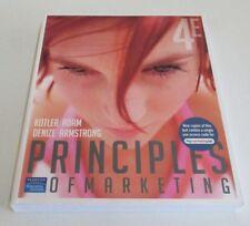 'Principles of Marketing' 4th Edition - Kotler, Adam, Denize & Armstrong - 2009