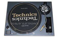 Technics Face Plate For Technics SL-1200 / SL-1210 M5G Turntable (Silver)