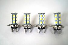 VOLVO S80 SALOON 1989-2005  SET OF  4 x H7 LED HEADLIGHT LIGHT BEAM CAR BULBS