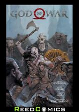 GOD OF WAR GRAPHIC NOVEL New Paperback Collects #0-4