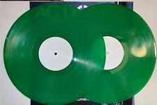AC/DC, HIGH VOLTAGE LIVE 75, GREEN VINYL, 2 LP, NMBERED, EARLIEST BON SCOTT SHOW