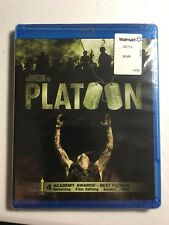 Platoon (Blu-ray Disc, 2011) - Brand New And Sealed!
