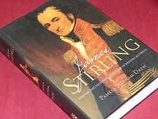 JAMES STIRLING - Admiral & Founding Governor of WA - by Pamela Statham-Drew HBDJ