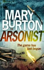 The Arsonist by Burton, Mary 1848451032 FREE Shipping