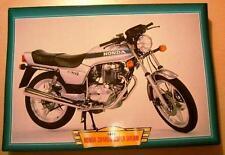 HONDA CB400N SUPER DREAM CB400 N CLASSIC  MOTORCYCLE BIKE 1970'S PICTURE 1978