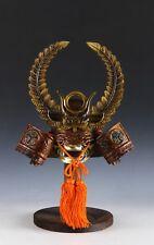 Beautiful Samurai Helmet  -TOKUGAWA IEYASU's kabuto- Rare!