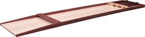Shuffleboard (Sjoelbak) –  Full Size Two Tone Board