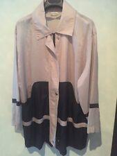 giacca donna beige/nera LADIES FASHION taglia L