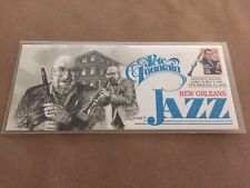 Last One! Rare Mint Late Great Pete Fountain Nola Jazz Fest Cachet Only 2500!