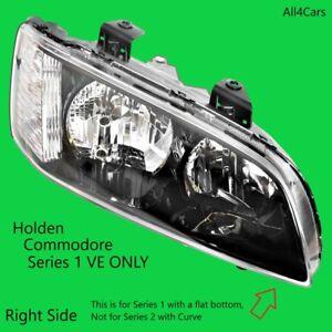 Holden VE Series 1 Commodore Omega Berlina SS SV6 Black Head Light Right Side