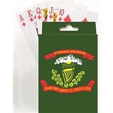 IRISH BRIGADE CIVIL WAR PLAYING CARDS 54 SCENES