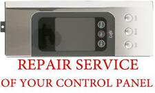 REPAIR SERVICE OF YOUR GE Cafe MICROWAVE CONTROL PANEL WB07X11113 CVM2072SM1SS
