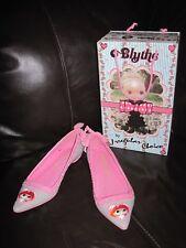 Irregular Choice Blythe Chaussures Flats Mignon Cuir Hasbro UK 6 VINTAGE 2006