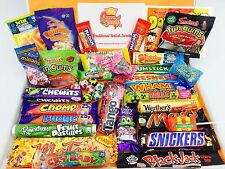Traditional Family Sweet Hamper - British - Retro Candy Gift Hamper - NL340
