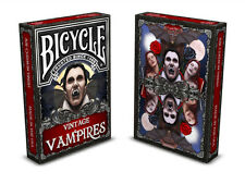 CARTE DA GIOCO BICYCLE VINTAGE VAMPIRES standard edition,poker size