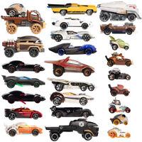 12pk Star Wars Die Cast Hot Wheels Cars Toys Collectibles Boys Girls Kids Mattel