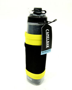 Camelbak Peak Fitness Chill Insulated Water Bottle with Essentials Pocket 25oz