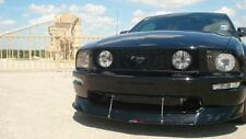 2005-2009 Mustang (w/ CDC Chin Spoiler) Carbon Fiber  Chin Splitter w/ Rods