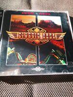 2CD  Time Life  CLASSIC ROCK  1980 - 1981  tl 559 /05 von Sammlung.