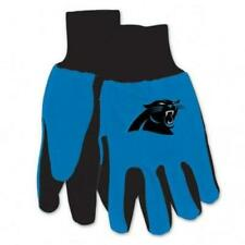2 Pack - WinCraft Nfl Carolina Panthers Kids Two Tone Gloves