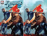 Fantastic Four 1 Marvel Gabriele Dell'Otto Trade Virgin Set 2 Variant 08/08/2018