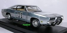 Dukes Of Hazzard CHASE GENERAL LEE 1969 Dodge Charger 69 Mopar RC2 Joy Ride 1:18