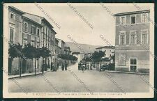Pistoia Larciano San Rocco cartolina QQ1665
