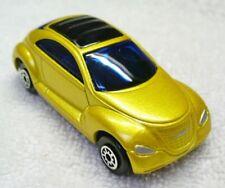 Vintage MAISTO Yellow Diecast Plymouth Pronto Cruiser-China